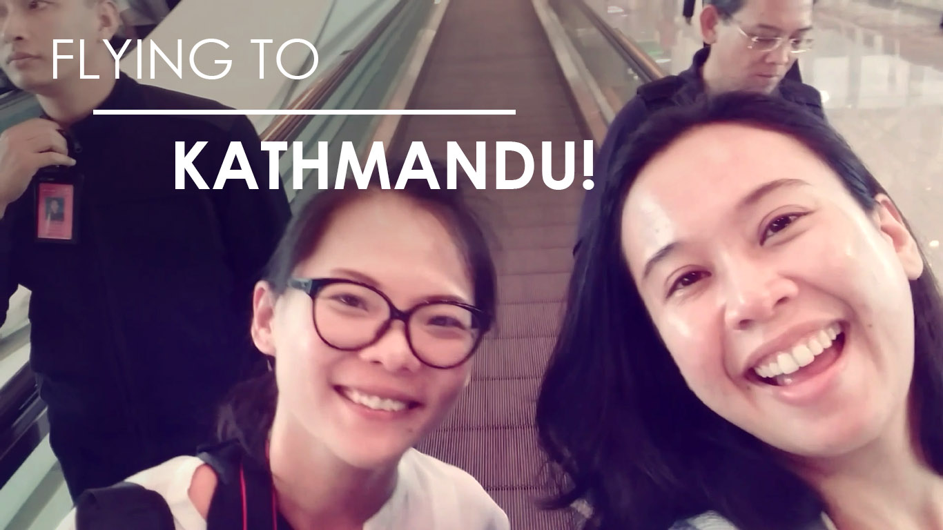 Nepal Day 1 – Arriving in Kathmandu