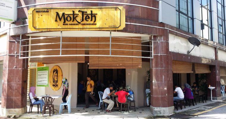 Breakfast @ Mok Teh Restaurant, Wangsa Maju