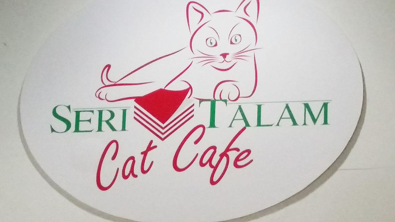 Breakfast @ Seri Talam Cat Cafe in Taman Sri Rampai, Setapak