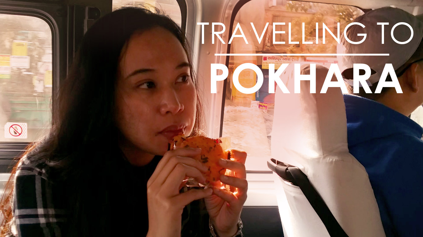 Nepal Day 2 – Should You Drive or Fly to Pokhara?