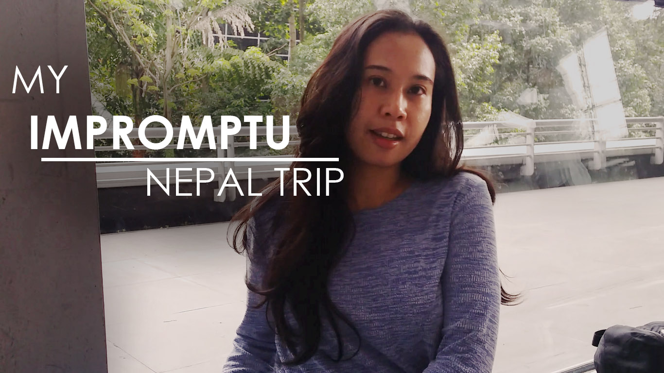 How going to Nepal changed my life