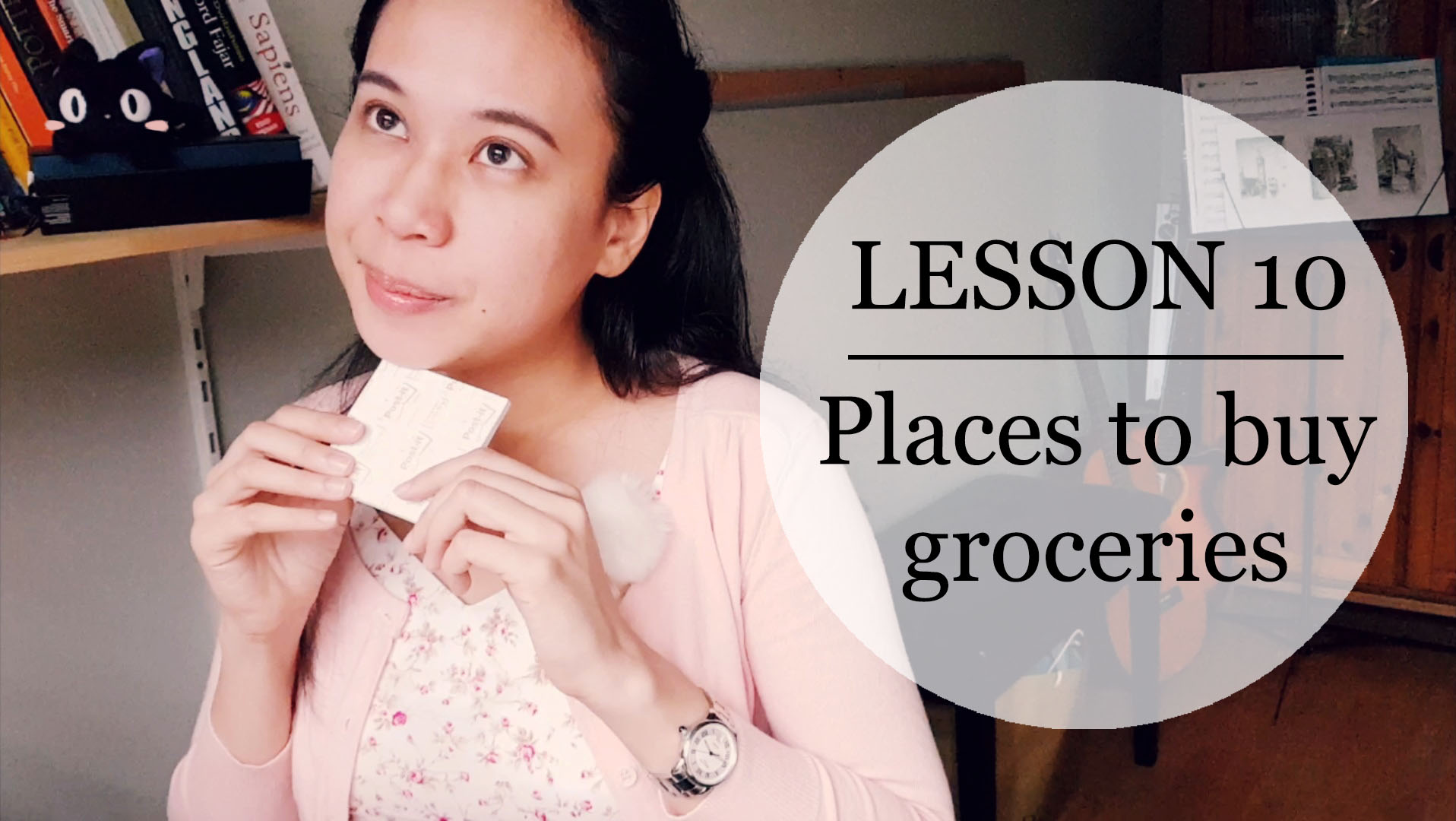 Speak Malay Like a Local – Lesson 10 : Places to Buy Groceries / Supermarket